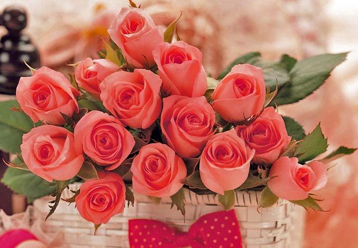 Поздравление девушке розе на день рождения 659